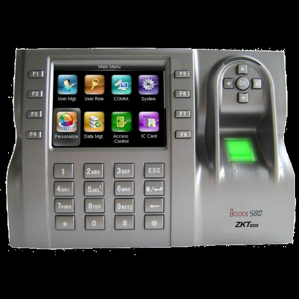 ZKSoftware iClock580 (iClock580ID) - Time Attendance