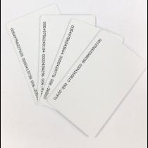 PVC EM Card