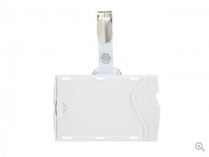 Horizontal Badge holder IDX 48 Ready-to-use