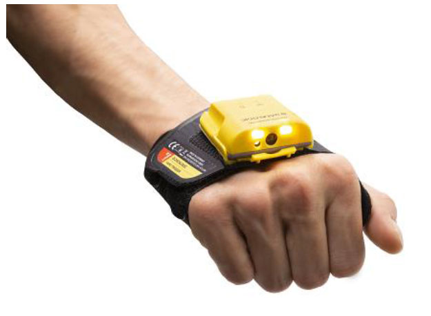 Compact, light and accurate hands-free Datalogic HandScanner saves four seconds per scan